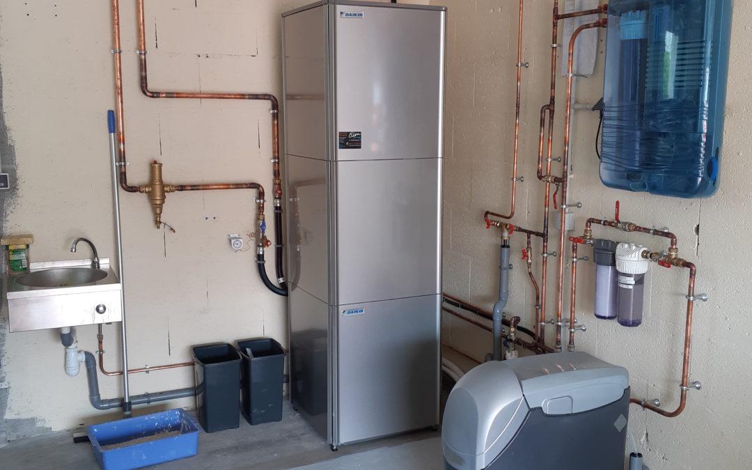 installation, réparation pompe à chaleur Xanton-Chassenon (85240)
